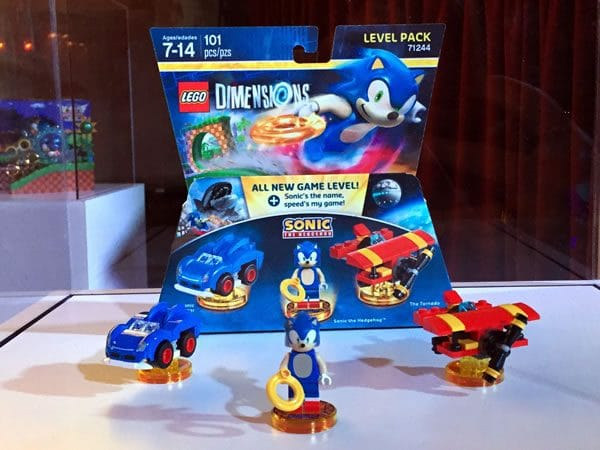 LEGO Dimensions : 71244 Sonic The Hedgehog Level Pack