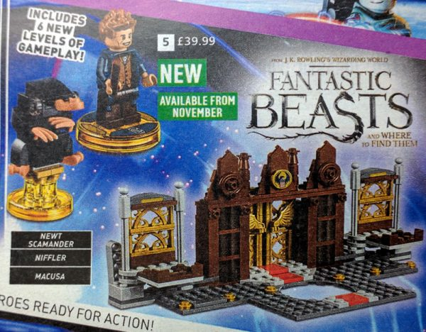 LEGO Dimensions : Fantastic Beasts and Where To Find Them Story Pack