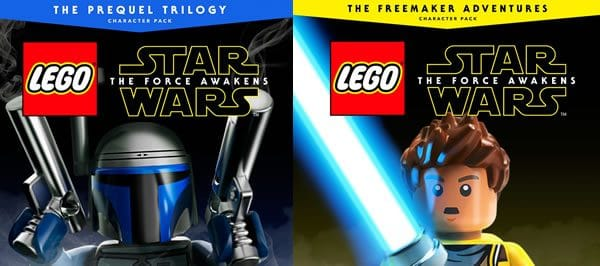 ▷ LEGO Star Wars The Force Awakens : Premiers packs DLCs ...