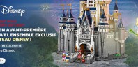 71040 The Disney Castle : Disponible pour les membres du programme VIP