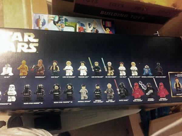 LEGO 75159 UCS Death Star