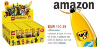 71013 Collectible Minifigures Series 16 : 1.67 € le sachet chez amazon