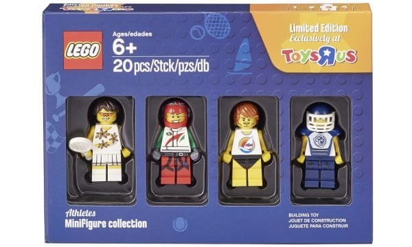 5004423 Athletes Minifigure Collection