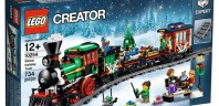 10254 Winter Holiday Train : Présentation du prochain Set LEGO Creator Expert