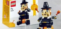 LEGO Seasonal Set prévu pour Thanksgiving : 40204 Pilgrim