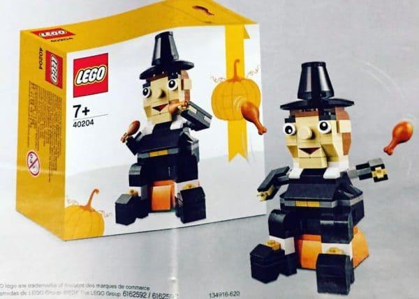 LEGO Seasonal 40204 Pilgrim