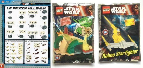 LEGO Star Wars Magazine N°14