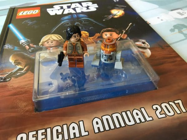 LEGO Star Wars Official Annual 2017