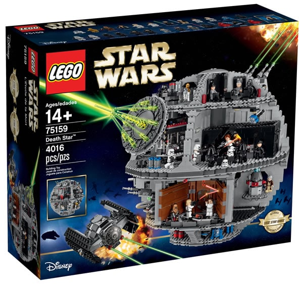 May The 4th Be With You Lego 2018: LEGO Star Wars 75159 UCS Death Star : (Enfin) L'annonce