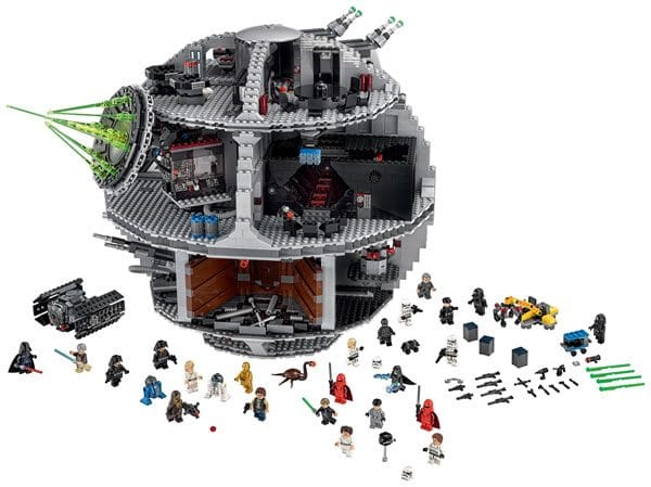 LEGO Star Wars 75159 UCS Death Star (Ultimate Collector Series)