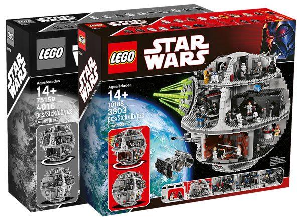 lego death star 75159 instructions