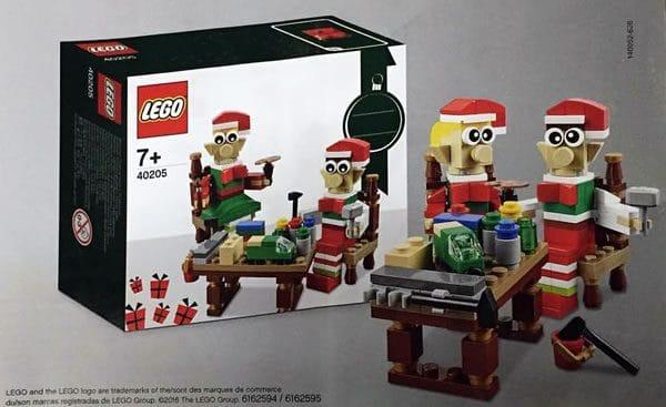 LEGO 40205 Seasonal Christmas Set