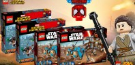 Concours LEGO Marvel Super Heroes / Star Wars : Les gagnants sont...
