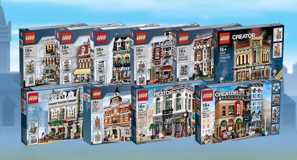 10255 assembly square le prochain set lego creator. Black Bedroom Furniture Sets. Home Design Ideas