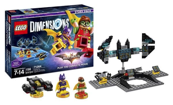 LEGO Dimensions : 71264 The LEGO Batman Movie Story Pack