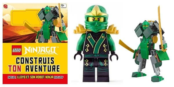 LEGO Ninjago : Construis ton Aventure
