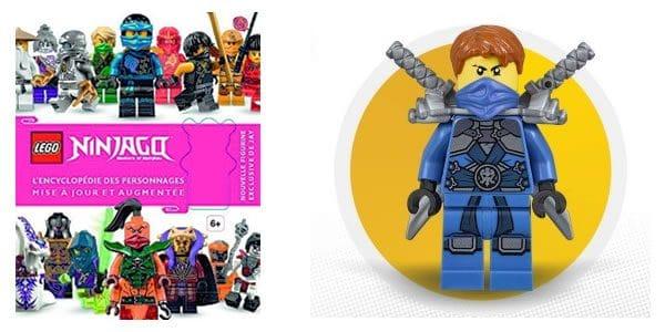 LEGO Ninjago : L'Encyclopédie des Personnages Mise à Jour et Augmentée