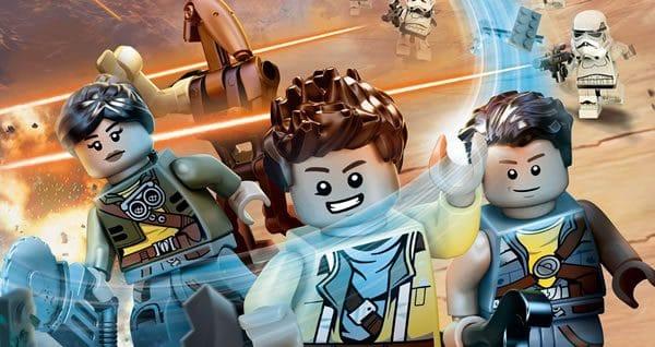 LEGO Star Wars Les Aventures des Freemaker