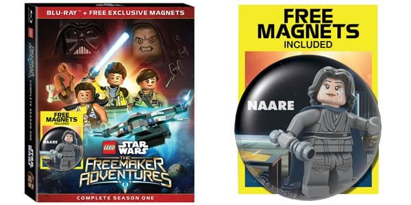 LEGO Star Wars: The Freemaker Adventures – Complete Season One