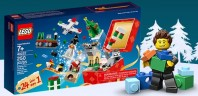 Jusqu'au 20 novembre 2016 : Set LEGO 40222 Christmas Build Up offert