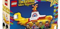 LEGO Ideas 21306 The Beatles Yellow Submarine : L'annonce officielle