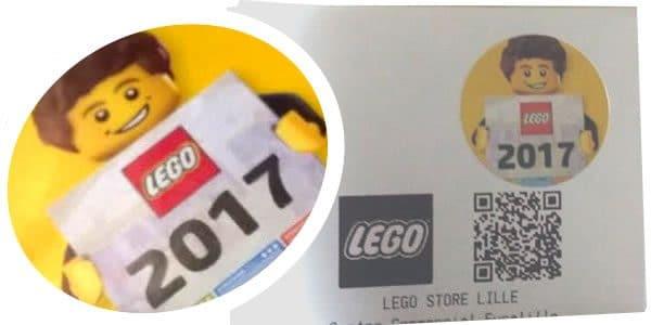 LEGO Stores : Le calendrier officiel 2017 est annoncé