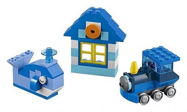 10706 LEGO Blue Creative Box