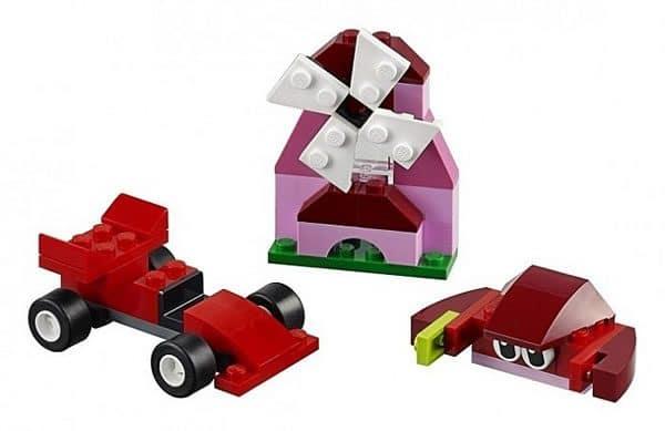 10707 LEGO Red Creative Box
