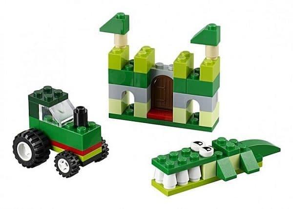 10708 LEGO Green Creative Box