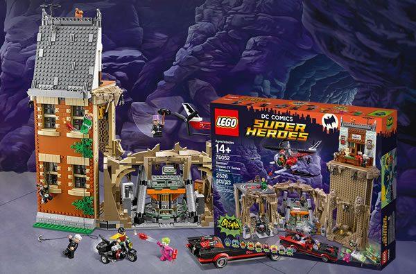 76052 Classic TV Series Batcave