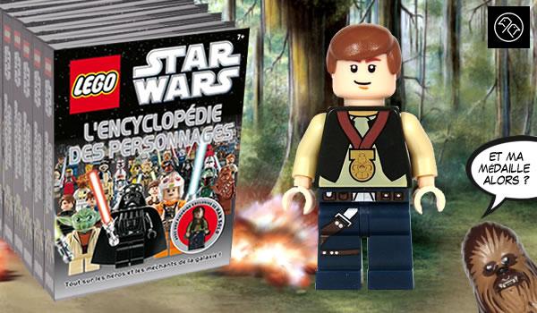 Concours 10 encyclop dies des personnages lego star wars gagner hoth bricks - Lego star wars personnage ...
