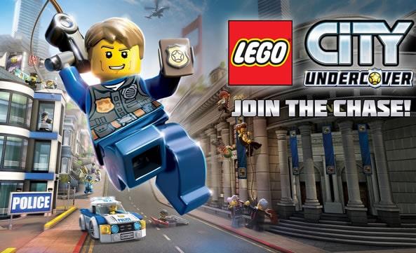 LEGO City Undercover revient en 2017 sur PS4, XBOX One et Nintendo Switch