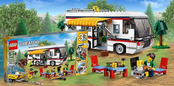 LEGO Creator 31052 Vacation Getaway