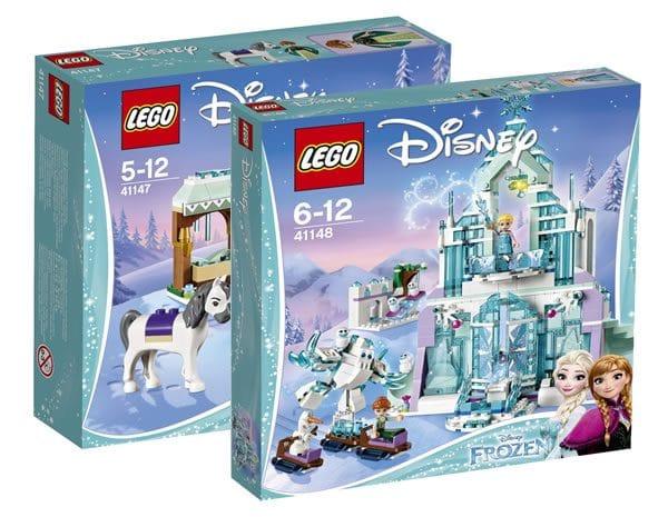 Nouveautés LEGO Disney Frozen et Palace Pets 2017 : quelques visuels