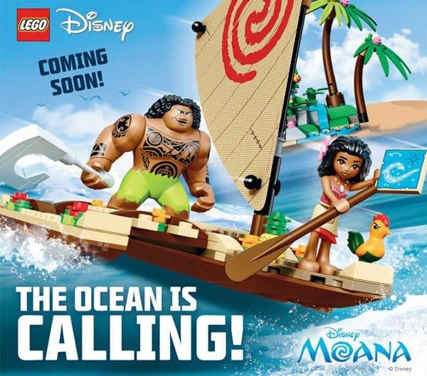 41150 Moana/Vaiana on the High Seas