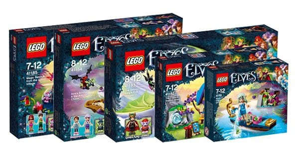 nouveaut s lego elves 2017 quelques visuels officiels hoth bricks. Black Bedroom Furniture Sets. Home Design Ideas