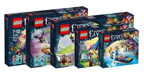Nouveautés LEGO Elves 2017 : Quelques visuels officiels
