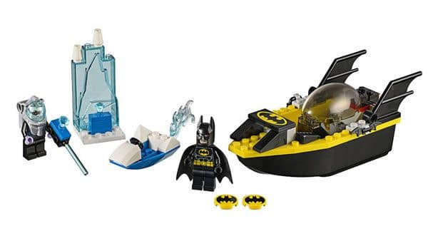 10737 Batman vs. Mr Freeze