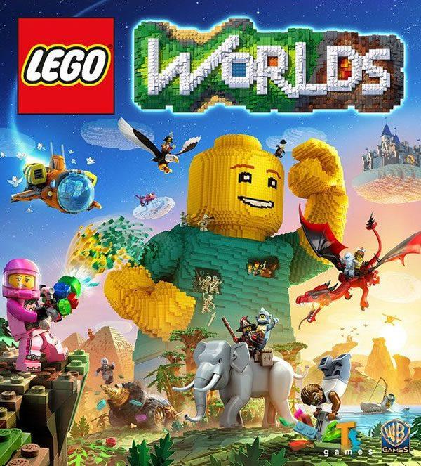 LEGO Worlds : bientôt sur PS4 et XBOX One