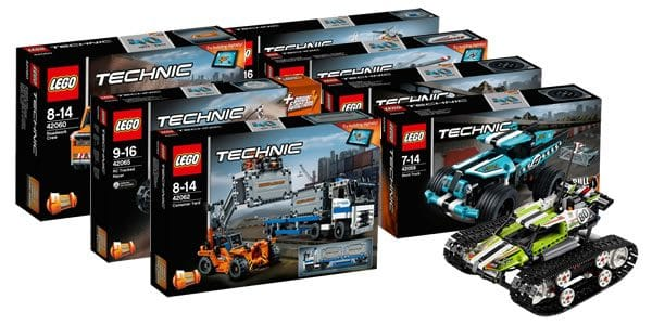 nouveaut s lego technic 2017 les visuels officiels hoth bricks. Black Bedroom Furniture Sets. Home Design Ideas