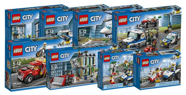 nouveaut s lego city 2017 premiers visuels officiels hoth bricks. Black Bedroom Furniture Sets. Home Design Ideas