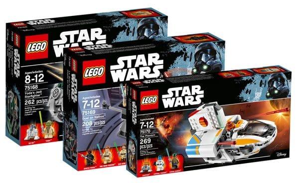Nouveautés LEGO Star Wars 2017 : Gros plan sur Thrawn