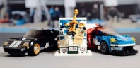 LEGO Speed Champions 75881 Ford GT 2016 & Ford 1966 GT40 : Premier visuel
