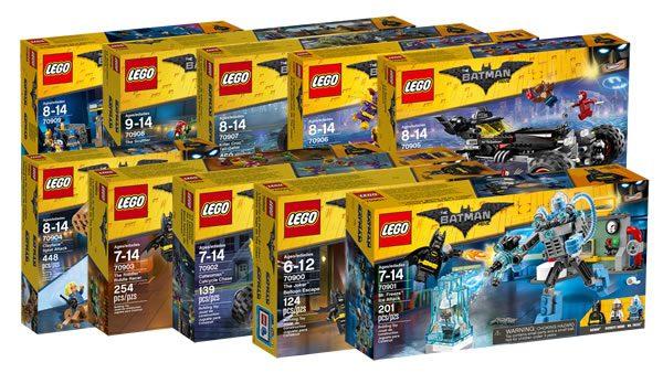 Sur Brick Heroes : les visuels officiels des nouveautés The LEGO Batman Movie