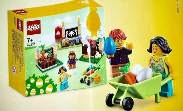 40237 Egg Hunt LEGO Seasonal Easter Set