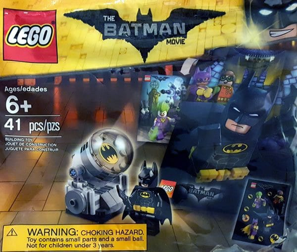 5004930 The LEGO Batman Movie Accessory Pack