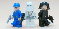 LEGO Star Wars Advent Calendar 2016 : Bespin Guard, Snowtrooper et Imperial Navy Trooper