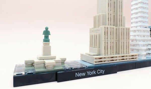 LEGO Architecture Skyline 21028 New York City