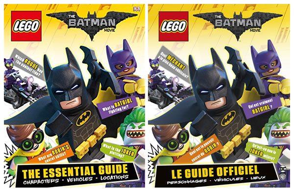 The LEGO® Batman Movie : The Essential Guide