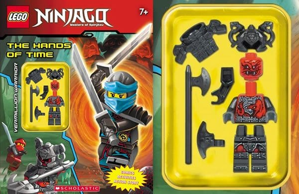 lego ninjago the hands of time - Ninjago Nouvelle Saison